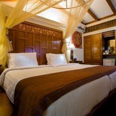 Отель Sawasdee Village 4* Номер Делюкс с двуспальной кроватью фото 3