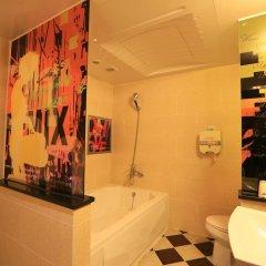 Haeundae Grimm Hotel 2* Стандартный номер с различными типами кроватей фото 25