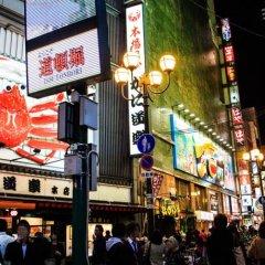 Hotel Nikko Osaka фото 16