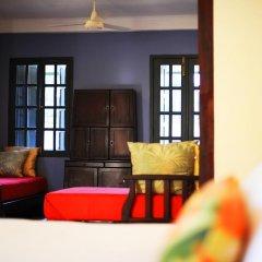 Отель Lotus Villa 3* Люкс с различными типами кроватей фото 5