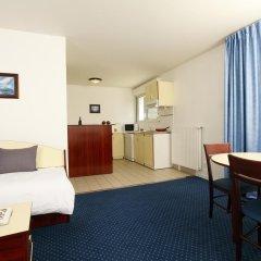 Отель Appart'City Rennes Beauregard Апартаменты с различными типами кроватей фото 4