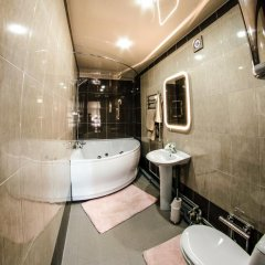 Гостиница Афоня ванная фото 2