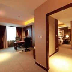 Vision Hotel 4* Представительский люкс с различными типами кроватей фото 3