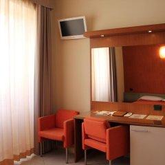 Hotel Del Corso 3* Стандартный номер с разными типами кроватей фото 3