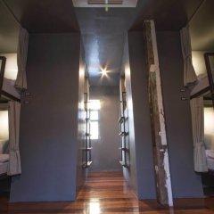 Here Hostel Кровать в общем номере фото 12