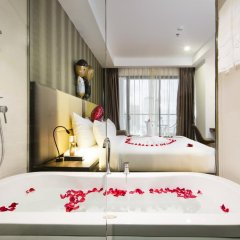 Sen Viet Premium Hotel Nha Trang 4* Номер Делюкс с двуспальной кроватью фото 5