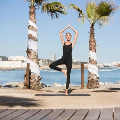 Amàre Beach Hotel Marbella фитнесс-зал фото 3