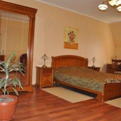 Гостиница Меркурий 4* Люкс двуспальная кровать фото 3