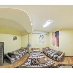 NOMADS hostel & apartments Кровать в общем номере с двухъярусной кроватью фото 15