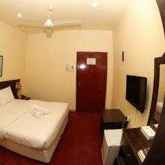 Отель Dana Hotel ОАЭ, Шарджа - отзывы, цены и фото номеров - забронировать отель Dana Hotel онлайн комната для гостей фото 4