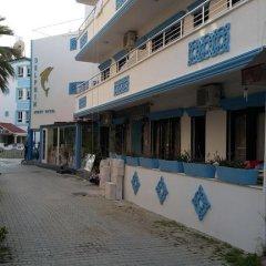 Delphin Hotel Side Сиде парковка