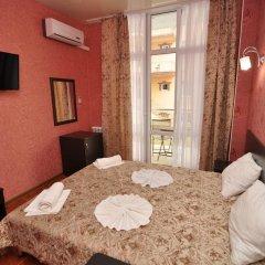 Гостиница Омега комната для гостей фото 7
