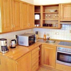 Апартаменты Charles Bridge Apartments Студия Эконом с различными типами кроватей фото 8