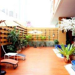 Отель Prom Ratchada Residence Таиланд, Бангкок - отзывы, цены и фото номеров - забронировать отель Prom Ratchada Residence онлайн бассейн фото 3