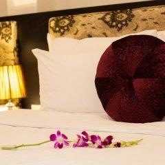 Отель Serenity Diamond 4* Номер Делюкс фото 3
