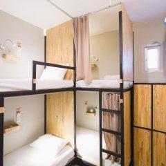 Homie Hostel & Cafe' 2* Кровать в общем номере