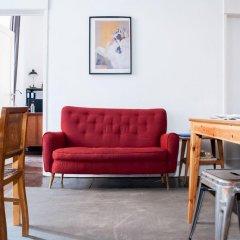 Отель BoHo Alecrim - Guesthouse комната для гостей фото 3