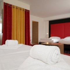 Hotel Senator 4* Стандартный семейный номер с двуспальной кроватью фото 5