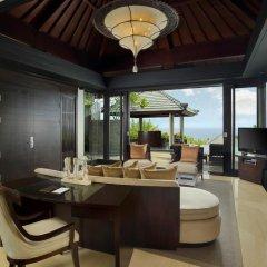 Отель Banyan Tree Ungasan 5* Вилла с различными типами кроватей