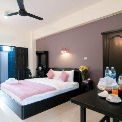 Отель Ploen Pattaya Residence 3* Стандартный номер с различными типами кроватей фото 3