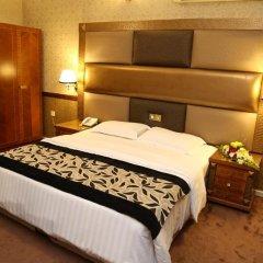 Отель Dubai Palm Дубай сейф в номере