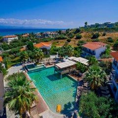 Отель Flegra Palace бассейн фото 3