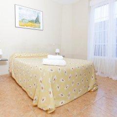 Отель Hostal Salamanca Стандартный номер с двуспальной кроватью (общая ванная комната) фото 3