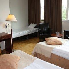 Отель First Jorgen Kock Мальме удобства в номере