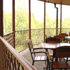 Гостиница Izmailovsky Hotel Украина, Макеевка - отзывы, цены и фото номеров - забронировать гостиницу Izmailovsky Hotel онлайн балкон