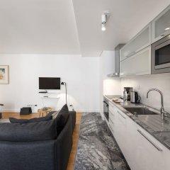 Апартаменты Lisbon Serviced Apartments Baixa Castelo Студия с различными типами кроватей фото 7