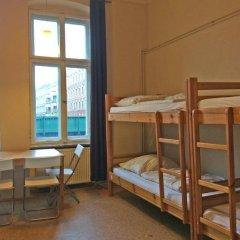 Alcatraz Backpacker Hostel Кровать в общем номере фото 8