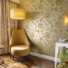 Hotel Indigo Glasgow 4* Стандартный номер с разными типами кроватей фото 6