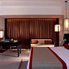 Отель Pullman Oceanview Sanya Bay Resort & Spa 4* Улучшенный номер с различными типами кроватей фото 4