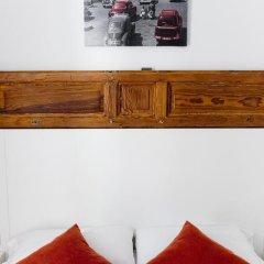 Отель Hostal Panizo Стандартный номер с различными типами кроватей фото 8