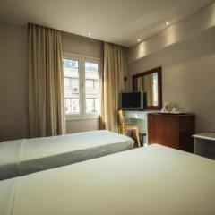 Отель Piraeus Dream 2* Стандартный номер с двуспальной кроватью фото 9