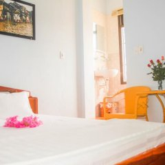 Отель Lam Chau Homestay Стандартный номер с двуспальной кроватью фото 5