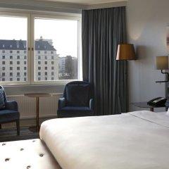 Отель Hilton Helsinki Strand 4* Улучшенный люкс с различными типами кроватей фото 5