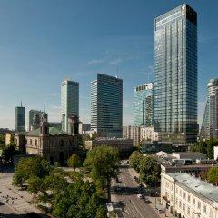 Отель Siedem Польша, Варшава - отзывы, цены и фото номеров - забронировать отель Siedem онлайн балкон