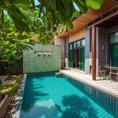 Отель Villa Amiria by TropicLook: Onyx Style Nai Harn Beach бассейн фото 3