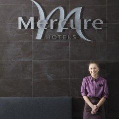 Отель Mercure Newcastle Airport сауна