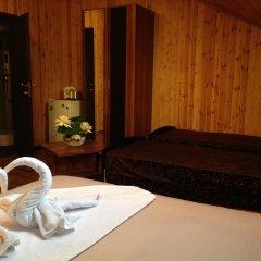 Мини-отель Папайя Парк Номер Комфорт с различными типами кроватей фото 3
