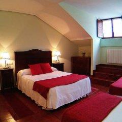 Hotel Rural El Otero сейф в номере