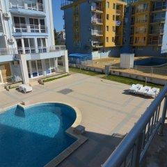 Отель Sunny Dream Apartments Болгария, Солнечный берег - отзывы, цены и фото номеров - забронировать отель Sunny Dream Apartments онлайн бассейн фото 2