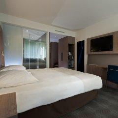 Отель Novotel Brussels City Centre 4* Улучшенный номер с разными типами кроватей фото 8