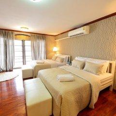 Отель Lost and Found Bed and Breakfast 2* Семейный номер Делюкс с двуспальной кроватью фото 3
