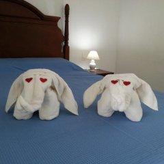 Отель Suítes Veneza Стандартный номер с двуспальной кроватью фото 4