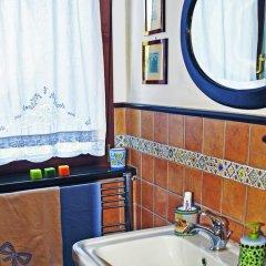 Отель Casa Lantana Сан-Грегорио-ди-Катанья ванная