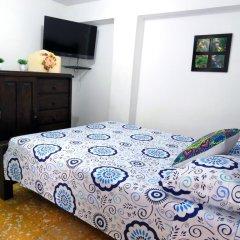 Отель Hostal Pajara Pinta Номер Делюкс с различными типами кроватей фото 15