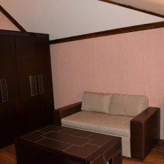Gnezdo Gluharya Hotel Люкс с различными типами кроватей фото 3