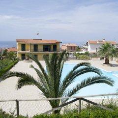 Отель Parco Meridiana Италия, Скалея - отзывы, цены и фото номеров - забронировать отель Parco Meridiana онлайн пляж